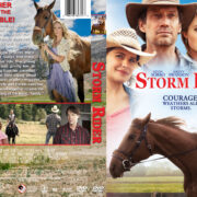 Storm Rider (2013) R1 Custom Cover & label