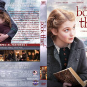 The Book Thief (2014) R1 Custom Cover & Label