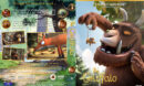 The Gruffalo (2009) R1 Custom Cover & Label