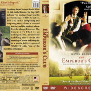 The Emperor's Club (2002) R1 Custom Cover