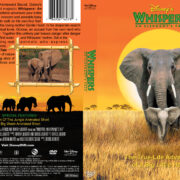 Whispers – An Elephant's Tale (2000) R1 Custom Cover & labels