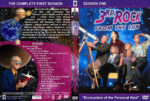 3rd Rock from the Sun – Season 1 (1996) R1 Custom Cover & labels