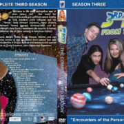 3rd Rock from the Sun – Season 3 (1998) R1 Custom cover & labels