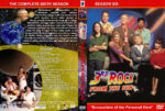 3rd Rock from the Sun – Season 6 (2001) R1 Custom Cover & labels