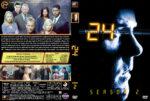 24 – Season 2 (2003) R1 Custom Cover