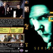 24 - Season 3 (2004) R1 Custom Cover
