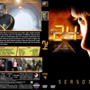 24 – Season 4 (2005) R1 Custom Cover