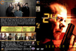 24 – Season 5 (2006) R1 Custom Cover