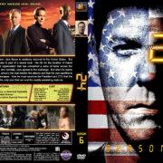 24 - Season 6 (2007) R1 Custom Cover