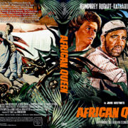 African Queen (1951) R2 German Cover