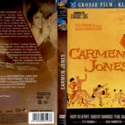 Carmen Jones (1954) R2 German Cover