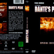 Dante's Peak (1997) R2 German Cover