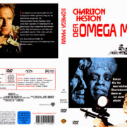 Der Omega-Mann (1971) R2 German Cover