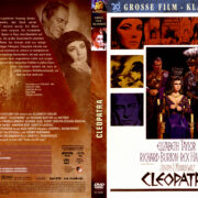 Cleopatra (1963) R2 German Covers
