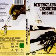 Die unglaubliche Geschichte des Mr. C (1957) R2 German Covers