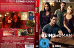 Being Human Staffel 4 (2014) R2 German Custom Cover & labels
