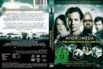 Andromeda Tödlicher Staub aus dem All (2008) R2 German Cover & label