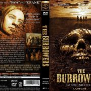 The Burrowers (2008) R2 GERMAN DVD Cover