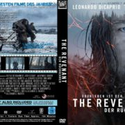 The Revenant – Der Rückkehrer (2015) R2 GERMAN CUSTOM Cover