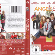 Angel Sing (2013) R2 German Cover & label