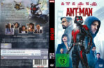 Ant-Man (2015) R2 German Custom Cover & Label