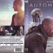 Automata (2014) R2 German Cover & Label