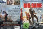Big Game (2015) R2 German Cover & label