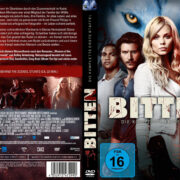 Bitten Staffel 1 (2014) R2 German Cover & Labels