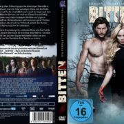 Bitten Staffel 2 (2015) R2 German Custom Cover & Label