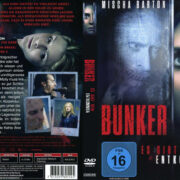 Bunker – Es giebt kein Entkommen (2015) R2 German Custom Cover & label
