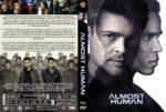 Almost Human Die komplette Serie (2013) R2 Custom German Cover & labels