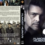Almost Human Die komplette Serie (2013) R2 Custom German Cover & labels