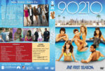 90210 – Season 1 (2009) R1 Custom Cover