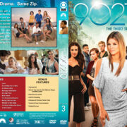 90210 – Season 3 (2011) R1 Custom Cover