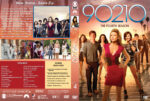 90210 – Season 4 (2012) R1 Custom Cover