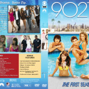 90210 – Season 1 (part of spanning spins set) (2009) R1 Custom Cover