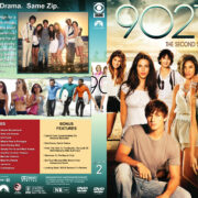 90210 – Season 2 (part of spanning spins set) (2010) R1 Custom Cover