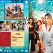 90210 – Season 3 (part of spanning spins set) (2011) R1 Custom Cover
