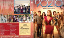 90210 - Season 4 (part of spanning spins set) (2012) R1 Custom Cover