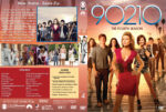 90210 – Season 4 (part of spanning spins set) (2012) R1 Custom Cover