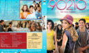 90210 - Season 5 (part of spanning spins set) (2013) R1 Custom Cover