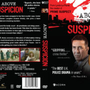 Above Suspicion – Set 1 (2009) R1 Custom Cover & Labels