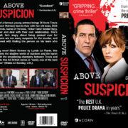 Above Suspicion - Set 3 (2011) R1 Custom Cover & label