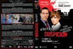 Above Suspicion – The Complete Set (2015) R1 Custom Covers & labels