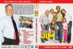 According to Jim – Season 3 (2004) R1 Custom Cover & labels