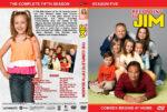 According to Jim – Season 5 (2006) R1 Custom Cover & labels