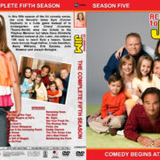 According to Jim – Season 5 (2006) R1 Custom Cover & labels