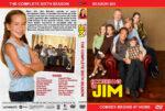 According to Jim – Season 6 (2007) R1 Custom Cover & Labels