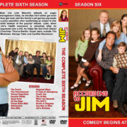According to Jim - Season 6 (2007) R1 Custom Cover & Labels