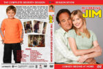According to Jim – Season 7 (2008) R1 Custom Cover & labels